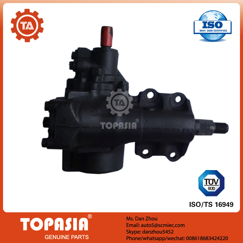 Topasia Power Steering Gear Housing Suku Cadang untuk Toyota Land Cruiser SUV OEM 44110-60400