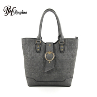 Brand Handbags Made In China Factory 2018 Fashion Trends Faux Leather Lady Handbag