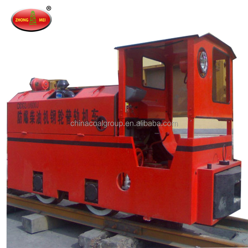 China Supplier Diesel Engine Diesel Electric Locomotive
