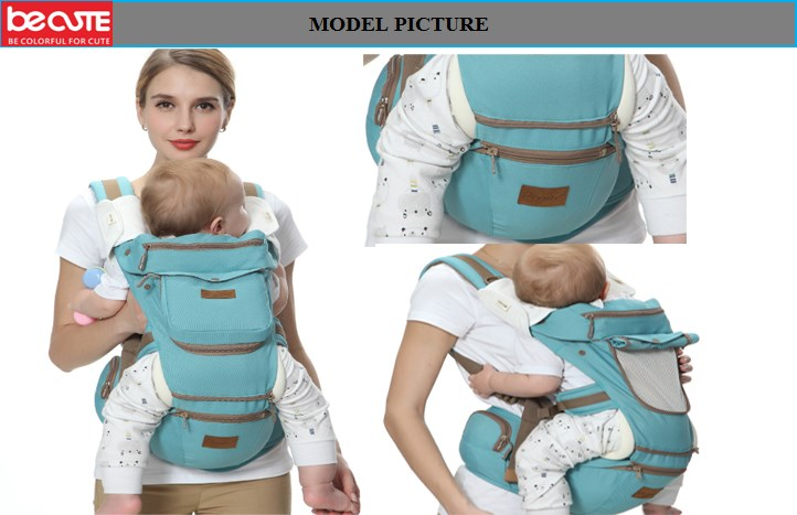 China wholesale Ergonomic stretchy baby carrier wrap baby sling