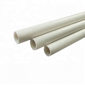 White U-PVC Electrical Conduit Pipe