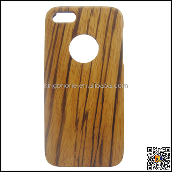 China market of electronic novelty wood <strong>crafts</strong>, mobile phone case for iphone 5 wooden cover