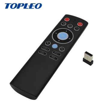 T1+ High-fidelity voice microphone wireless programmable windows rf remote control handle Air mouse