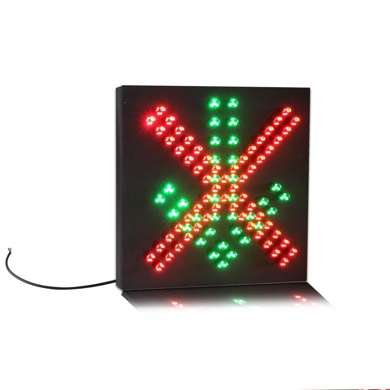 600mm extérieur LED écran péage voyant lumineux de signalisation
