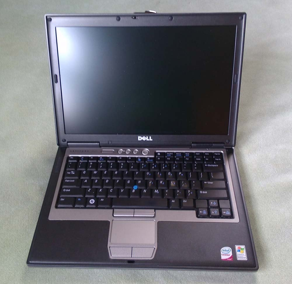 """Dell Latitude D620 14.1"""" Skinned Laptop, Core 2 Duo 1.80GHz, 2GB Ram, 60GB Hdd"""