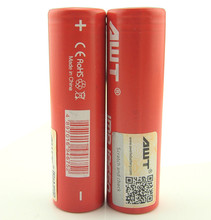 100% Authentic awt 18650 3000mah 40a 3.7v rechargeable lithium battery cells wintonic 1300mah leoch battery for ipv5