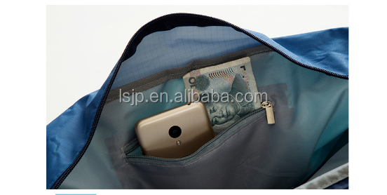e7b1c126d3 Hot 600D practical wet dry clothes separate kept dual purpose travel  storage bag gym bag