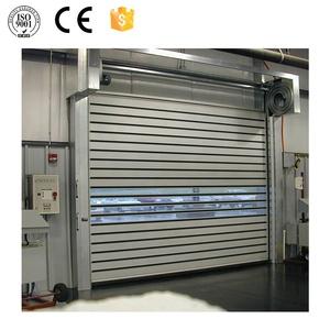 Aluminum Ventilated Roller Door Aluminum Ventilated Roller Door