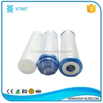 10 Inch Udf/gac Granular Activated Carbon Filter Cartridge