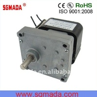 high torque low rpm electric motor