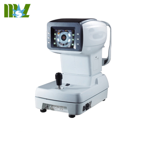 eye test machine digital portable auto refractometer/keratometer auto  refractor with cheap price