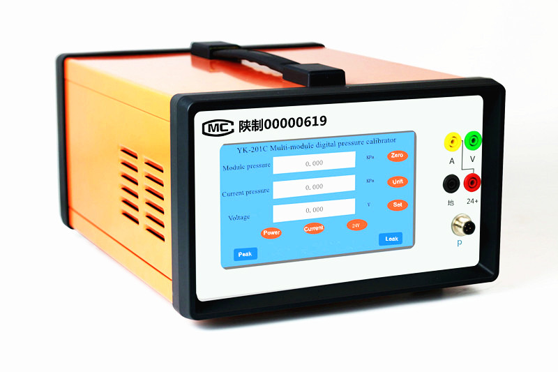Digital pressure gauge Pressure calibrator