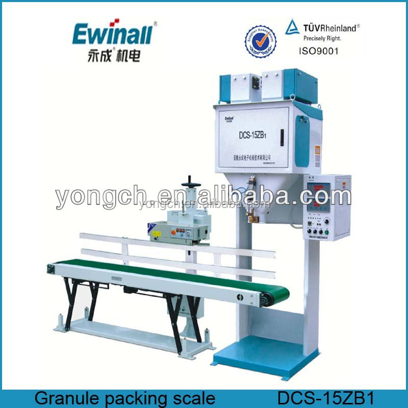 high precision semi automatic bean packing machine