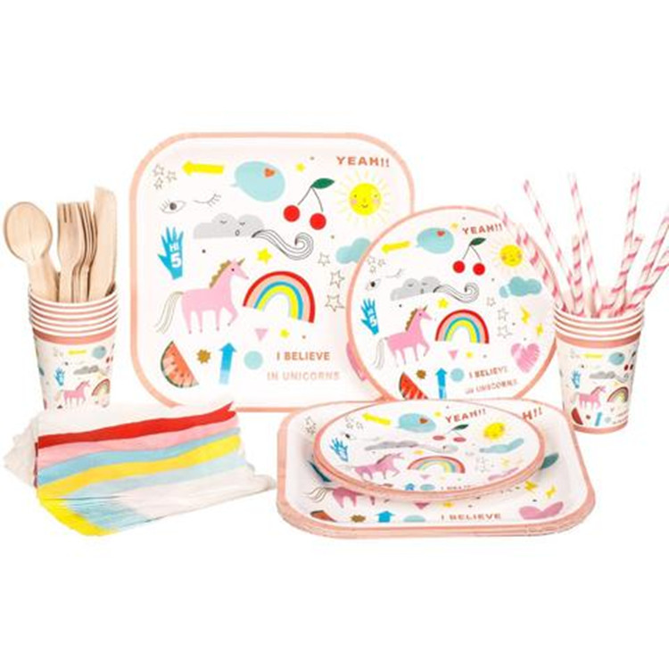 Party Tableware, Party Favor, Party Set For Kids