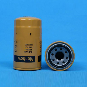 High quality OEM auto engine car oil filter for excavator dozer