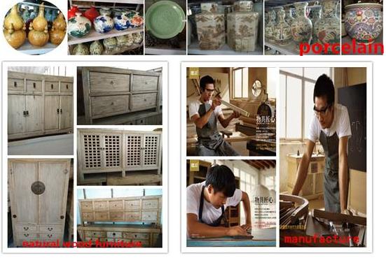 Mobile Credenza Rustica : Cinese di legno antico dipinto rustico armadio credenza mobili per