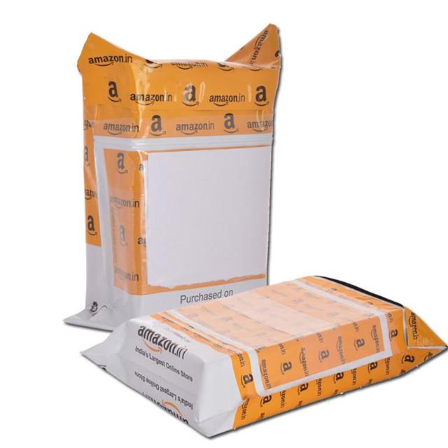 卸売メールバッグ自己粘着カスタムメーリングバッグプリント色宅配便polymailerポストバッグ