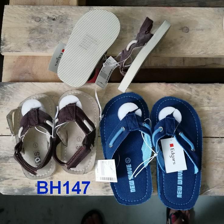 Stock Lot Shoes Flip Flops Child Sandal