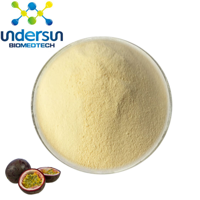 Factory Supply Food & Beverage Organic Passion Fruit <strong>Powder</strong>