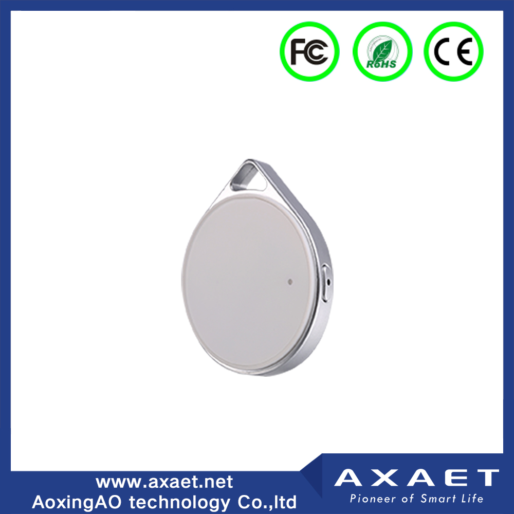 Smart bluetooth 4.0 anti lost alarm keychain bluetooth tracker for smart phone