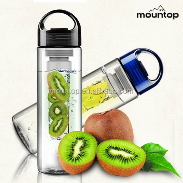 best seller 2016 amazon fruits infuser sport water botle copper water bottle private label water bottle