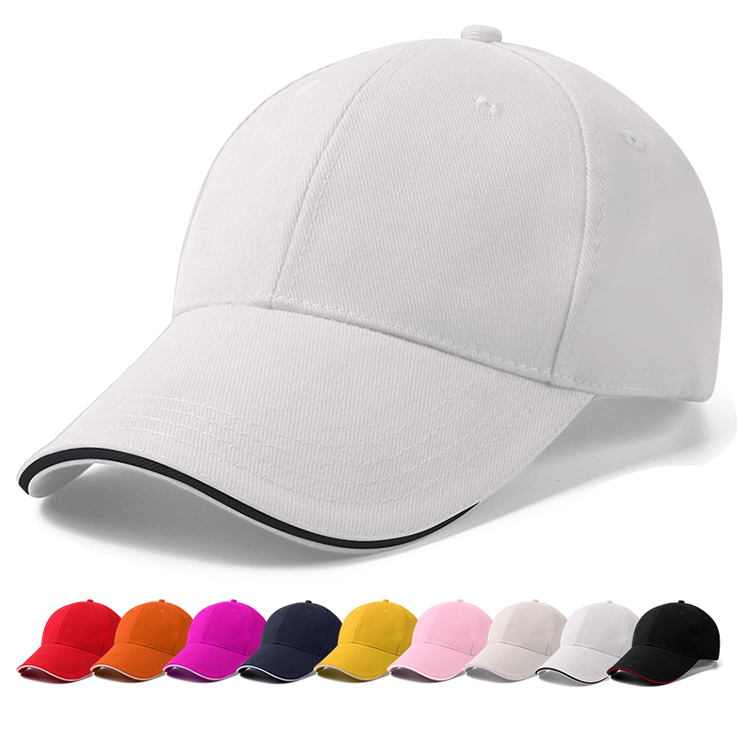 Professional <strong>custom</strong> high quality 6 panel 50-60cm adjustable baseball cap