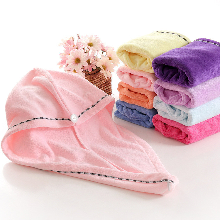 Turbie Twist Hair Towel Supplieranufacturers At Alibaba