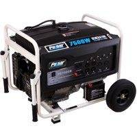 Pulsar Products PG7750B 2200W Peak 1600W Rated Portable Gas Generator
