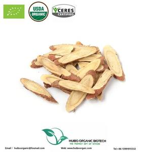 Organic dried licorice root / Glabridin , Glycyrrhizic acid / licorice root extract