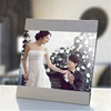 Simple Aluminium alloy photo frame,wedding picture wall frames