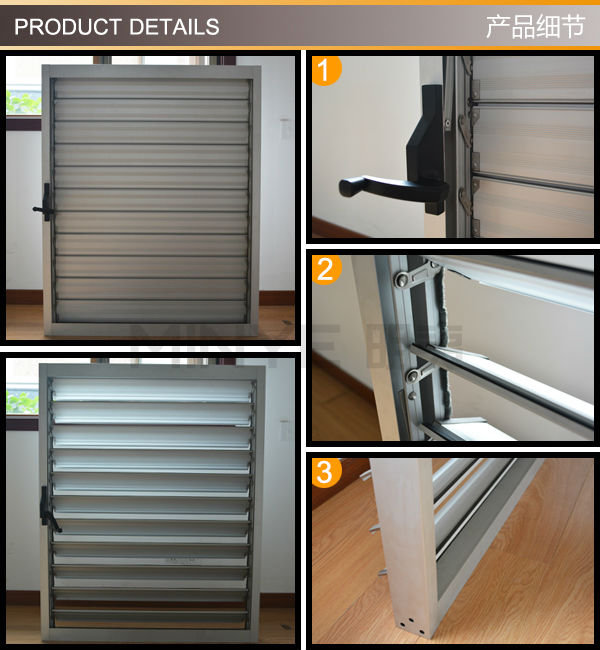 Adjustable plantation shutter louvers exterior shutter with decorative buy plantation shutter Aluminum exterior plantation shutters