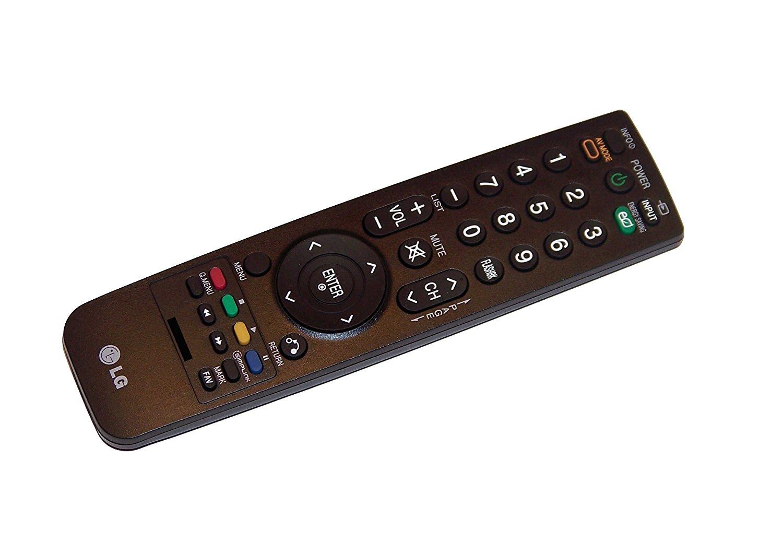 OEM LG Remote Control Originally Shipped With: 37LH30, 37LH30-UA, 42LF11, 42LF11-UA, 42LH20, 42LH200C