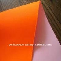 Wholesale pvc free waterproof nylon raincoat fabric