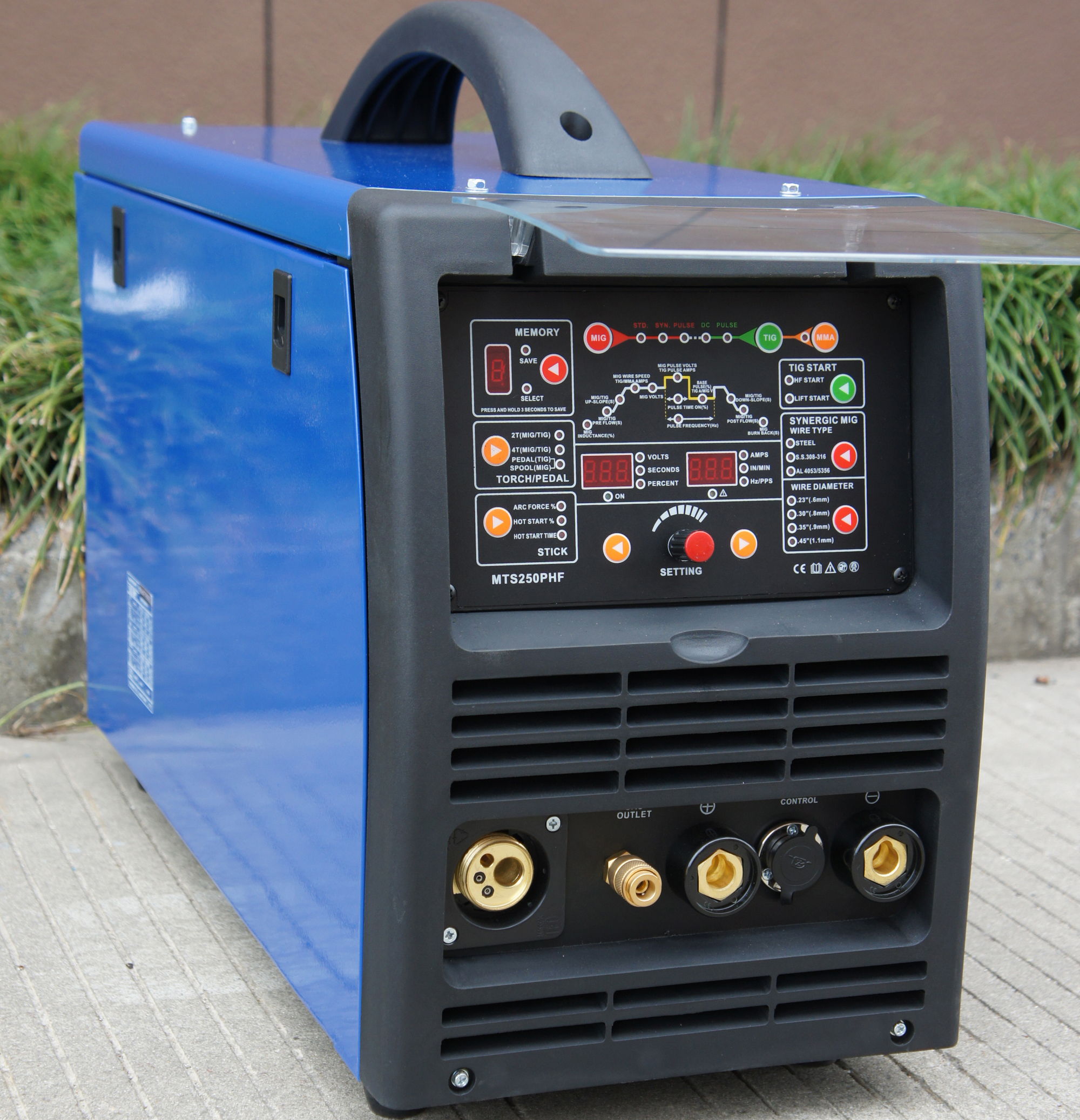 Heavy-duty-TIG-Welding-Machine-For-Alumi
