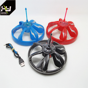 Without Speed Remote Controller UFO With LED RC Flying Toys UFO Induction Motion Sensor Toy