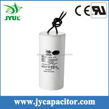 70UF 450V CBB60 double wire motor run capacitor