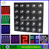 Top 1 promotional 25*30W RGB 3in1 led blinder matrix indoor disco light for