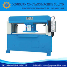 hydraulic traveling head shoe sole cutting machine