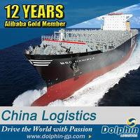Ocean freight rates/sea transportation services/sea shipping agent from China to UK