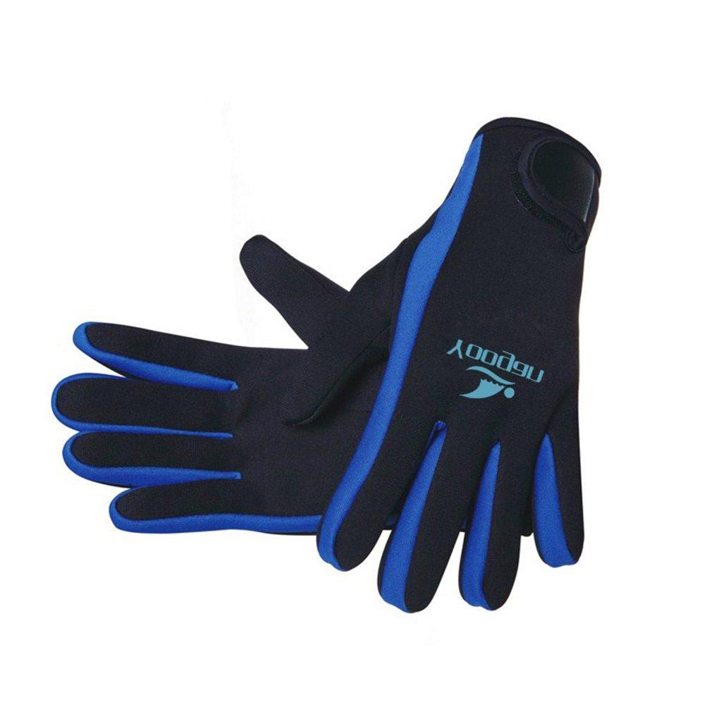 Adult Scuba Premium Neoprene 1.5mm Diving Swimming Snorkeling Anti-slip Gloves