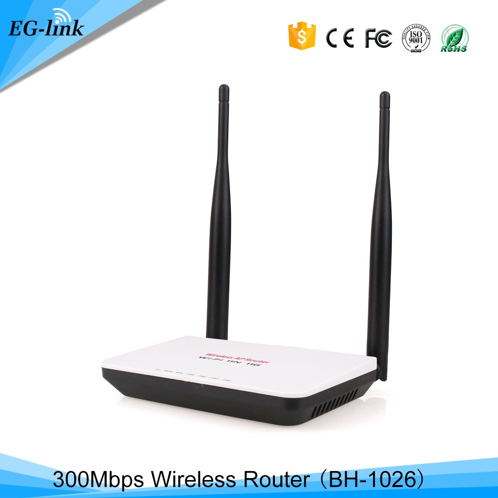 MT7620N 2 antenna 300 mbps wireless ROUTER openWRT