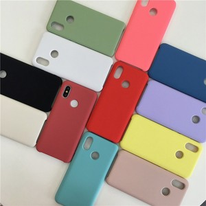 HUYSHE for Xiaomi 8 Back Cover Liquid Silicone Slim Case Perfect Fit Delicate Inner Microfiber TPU Case for Xiaomi Mi 8
