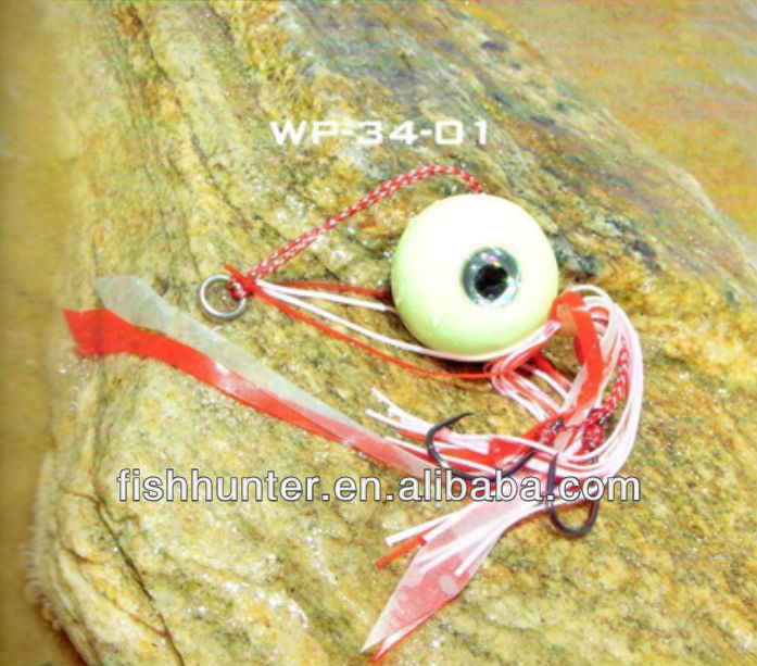 fishing jigs saltwater jigging lures silicone skirt lures