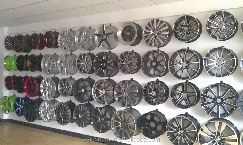15*7.0 Hyper White5*114.3 Car Alloy Wheels All Types Of Rims ...
