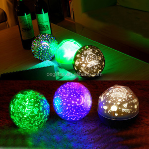 OXGIFT Made in China Alibaba wholesale Manufacture Star Daren diamond magic moon night light projector
