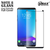 case friendly Manufacturer Price !! 0.33mm 3D Curved Edge 9H Anti-Scratch note 8 Tempered glass screen protector