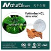 With 12 years experience 100% Pure Standardized 98% yohimbine hcl powder yohimbe extract powder