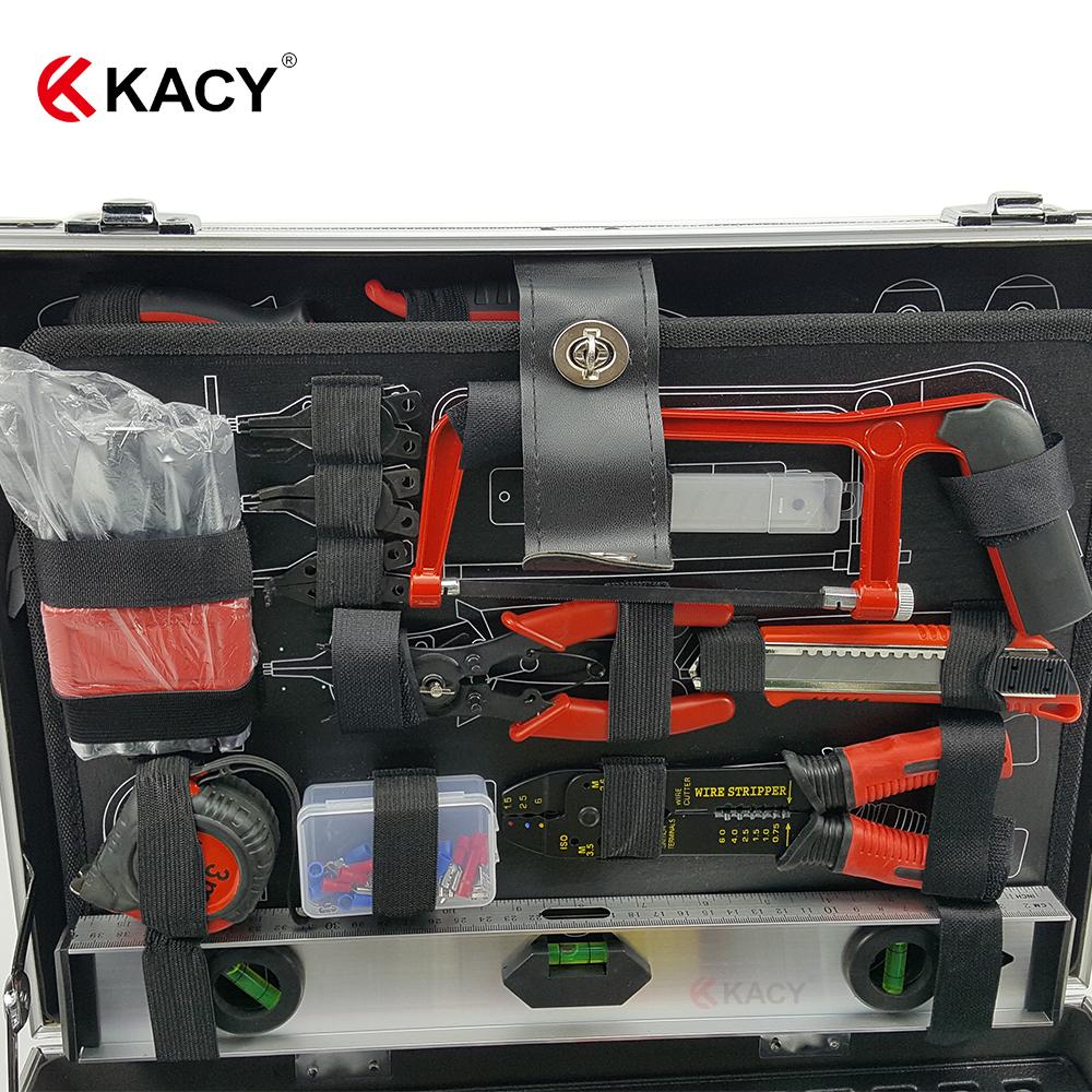 130pcs Chuyên Nghiệp Thụy Sĩ Kraft Điện Dụng Cụ Cầm Tay Thiết Chuyên Nghiệp Dụng Cụ Cầm Tay Thiết