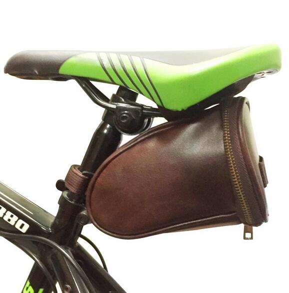 Waterproof Outdoor Bike Riding Saddle Bag Cycling Seat Pouch Bag Bicycle Pack