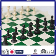 Wholesale tournamental vinyl chess game